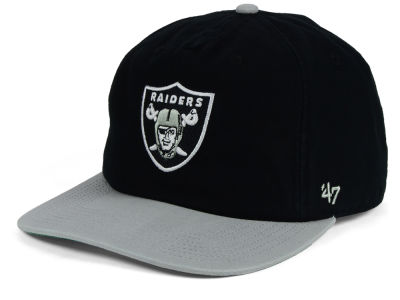 Oakland Raiders NFL Marvin '47 CAPTAIN Cap