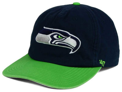 Seattle Seahawks '47 NFL Marvin '47 CAPTAIN Cap