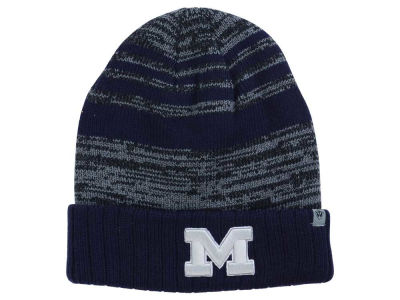 Michigan Wolverines Top of the World Echo Cuff Knit