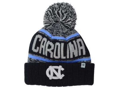 North Carolina Tar Heels Top of the World NCAA Kids Acid Rain Pom Knit