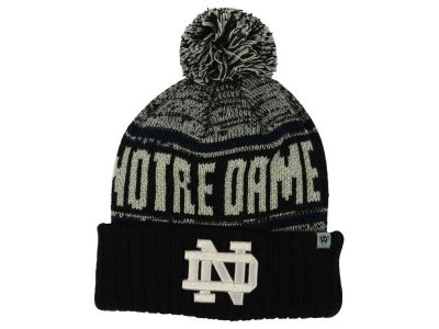Notre Dame Fighting Irish Top of the World NCAA Kids Acid Rain Pom Knit