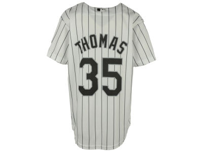 Chicago White Sox Frank Thomas MLB Youth Player Replica Cool Base Jersey