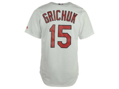 St. Louis Cardinals Randal Grichuk MLB Youth Player Replica CB Jersey