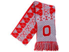 Ohio State Buckeyes Forever Collectibles Reversible Reindeer Ugly Scarf Apparel & Accessories
