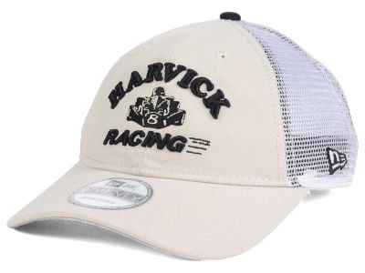 Kevin Harvick Trucker Race Cart 9TWENTY Snapback Cap