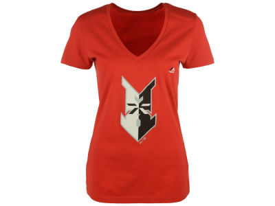 Indianapolis Indians MiLB Women's Primary Club Logo T-Shirt
