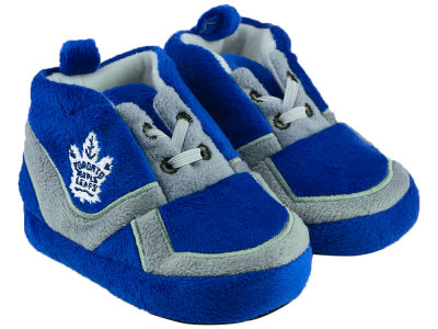 Toronto Maple Leafs Sneaker Baby Booties