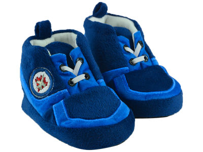 Winnipeg Jets Sneaker Baby Booties