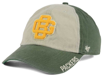 Green Bay Packers NFL Middlebrook '47 CLEAN UP Cap