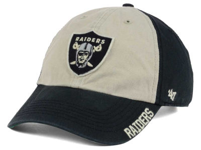 Oakland Raiders NFL Middlebrook '47 CLEAN UP Cap