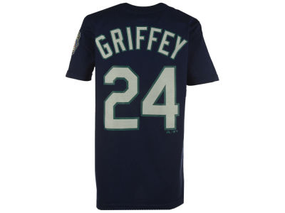 Seattle Mariners Ken Griffey Jr. MLB Youth Official Player T-Shirt
