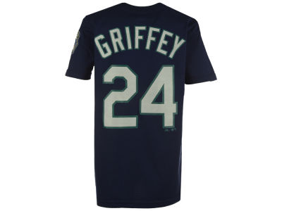 Seattle Mariners Ken Griffey Jr. MLB Kids Official Player T-Shirt