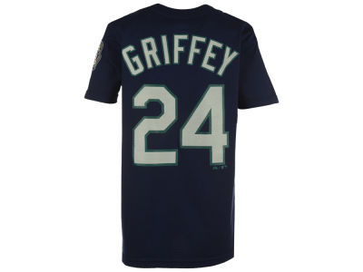 Seattle Mariners Ken Griffey Jr. MLB Toddler Official Player T-Shirt
