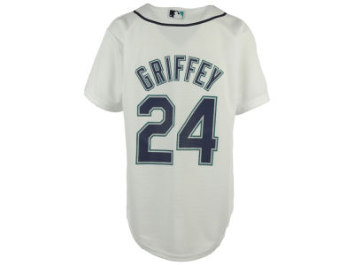 Seattle Mariners Ken Griffey Jr. MLB Youth Player Replica Cool Base Jersey