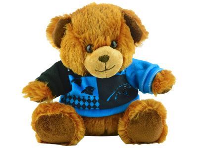 "Carolina Panthers 7.5"" Ugly Sweater Bear"