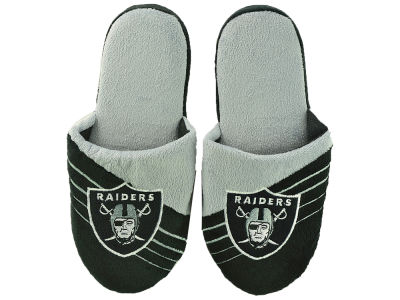 Oakland Raiders Big Logo Slippers