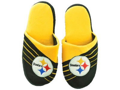 Pittsburgh Steelers Big Logo Slippers