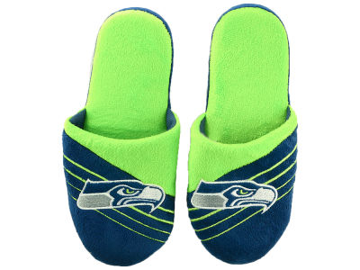 Seattle Seahawks Big Logo Slippers