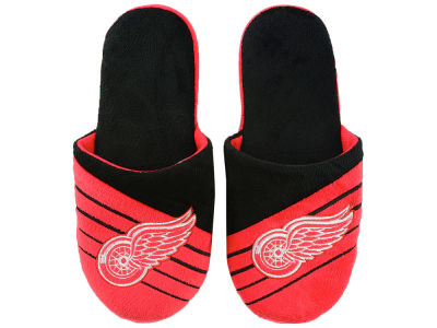 Detroit Red Wings Big Logo Slippers