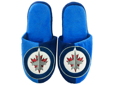 Winnipeg Jets Big Logo Slippers