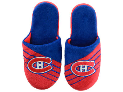 Montreal Canadiens Big Logo Slippers