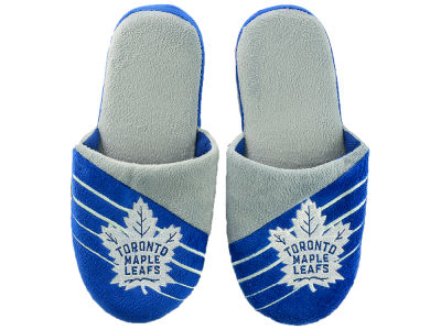 Toronto Maple Leafs Big Logo Slippers