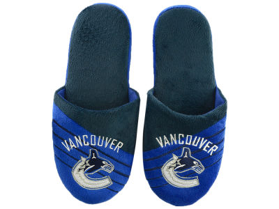 Vancouver Canucks Big Logo Slippers