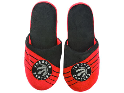 Toronto Raptors Big Logo Slippers