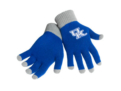 Kentucky Wildcats Solid Knit Texting Gloves