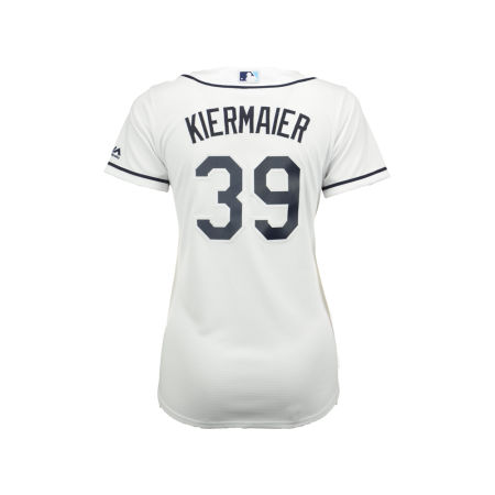Tampa Bay Rays Kevin Kiermaier MLB Women's Cool Base Player Replica Jersey