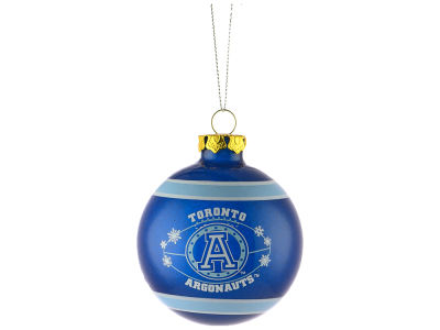 Toronto Argonauts 2016 Glass Ball Ornament