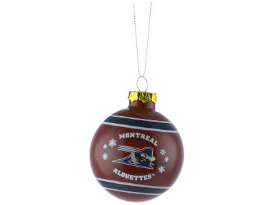 Montreal Alouettes 2016 Glass Ball Ornament