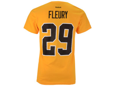 Pittsburgh Penguins Marc-André Fleury Reebok NHL Men's Player T-Shirt