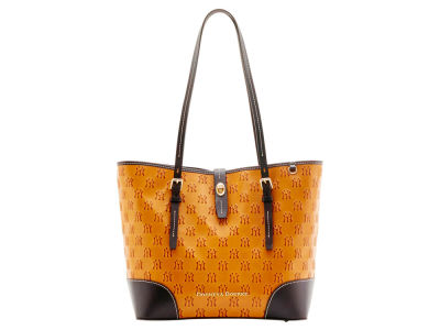 New York Yankees Dooney & Bourke Leather Tote