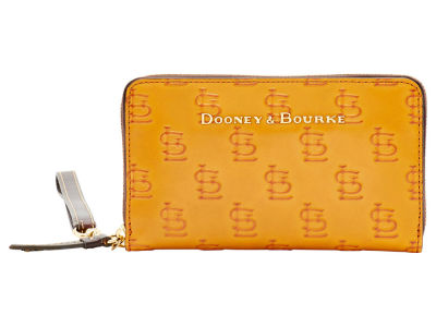 St. Louis Cardinals Dooney & Bourke Leather Wristlet