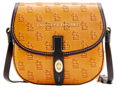 St. Louis Cardinals Dooney & Bourke Leather Field Bag