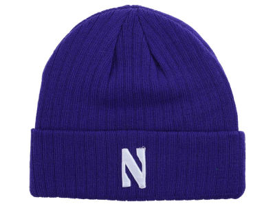Northwestern Wildcats Top of the World NCAA Campus Cuff Knit