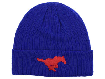 Southern Methodist Mustangs Top of the World NCAA Campus Cuff Knit