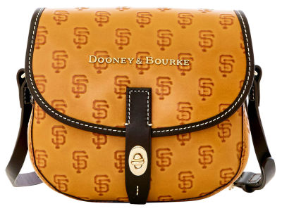 San Francisco Giants Dooney & Bourke Leather Field Bag
