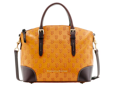San Francisco Giants Dooney & Bourke Leather Domed Satchel
