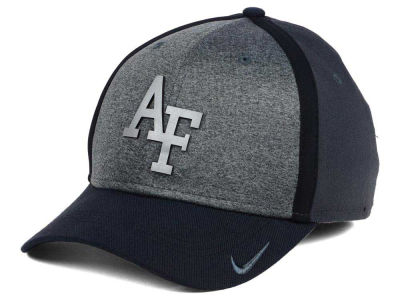 Air Force Falcons Nike NCAA Heather Stretch Fit Cap