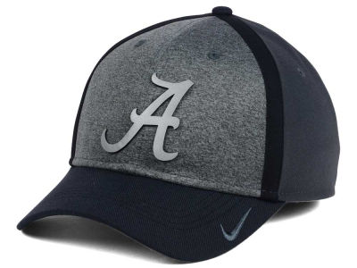 Alabama Crimson Tide Nike NCAA Heather Stretch Fit Cap