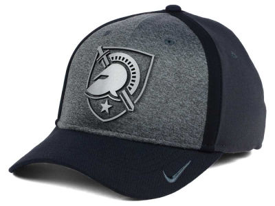 Army Black Knights Nike NCAA Heather Stretch Fit Cap