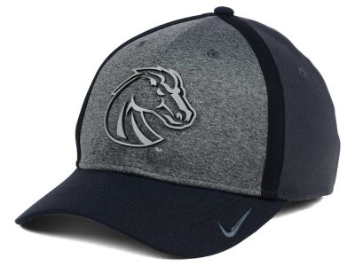 Boise State Broncos Nike NCAA Heather Stretch Fit Cap