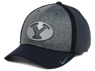 Brigham Young Cougars Nike NCAA Heather Stretch Fit Cap