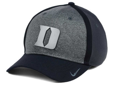 Duke Blue Devils Nike NCAA Heather Stretch Fit Cap