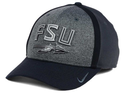 Florida State Seminoles Nike NCAA Heather Stretch Fit Cap