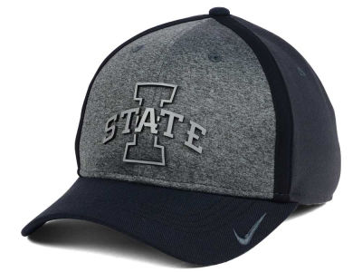Iowa State Cyclones Nike NCAA Heather Stretch Fit Cap