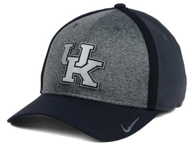 Kentucky Wildcats Nike NCAA Heather Stretch Fit Cap