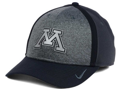 Minnesota Golden Gophers Nike NCAA Heather Stretch Fit Cap